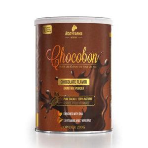 Achocolatado saudável Chocobon da Bodyfarma Nutrition