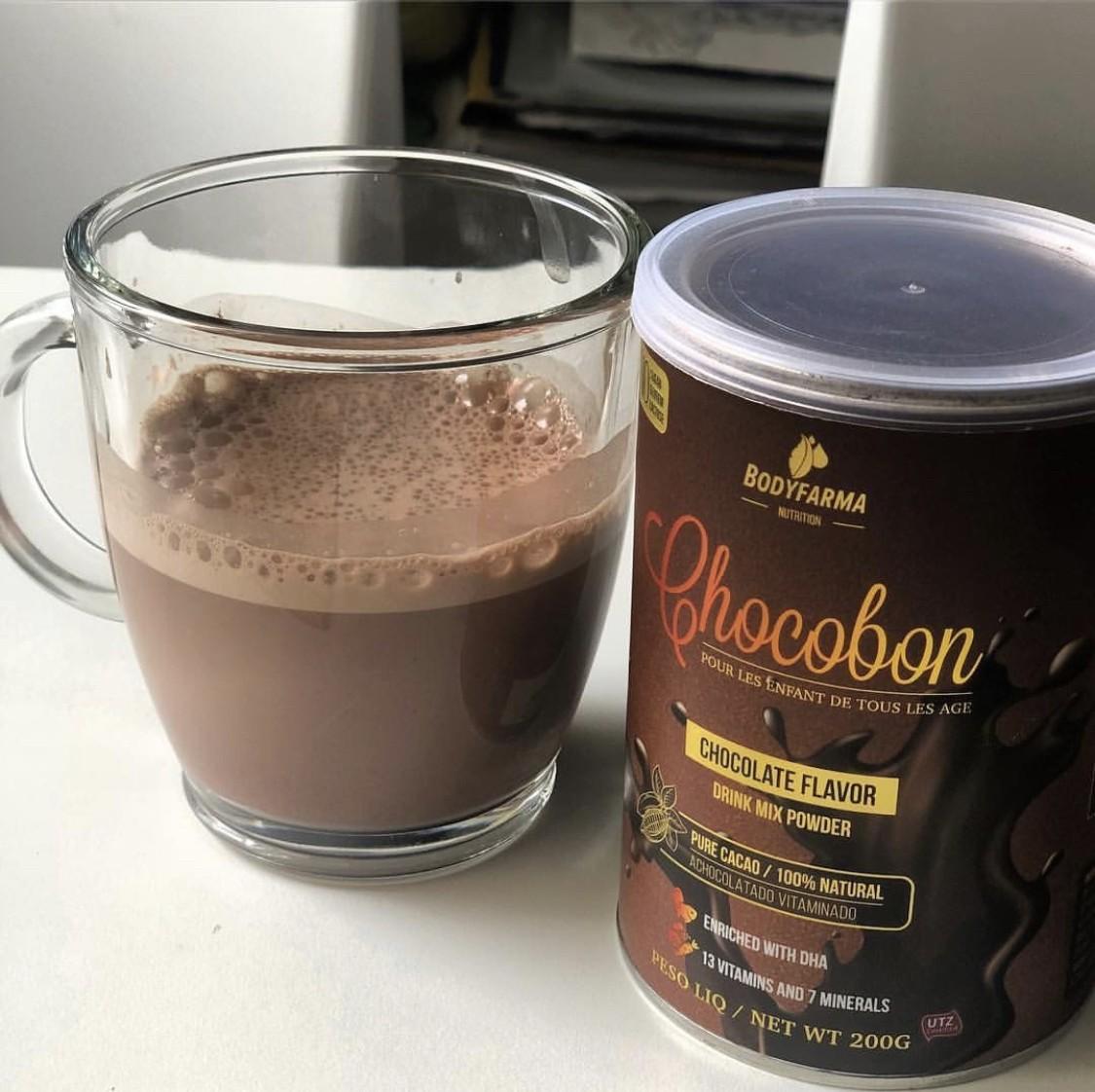Chocobon Achocolatado Polivitamínico com DHA Sem Açúcar