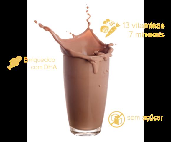 Achocolatado Chocobon polivitamínico com DHA sem açúcar