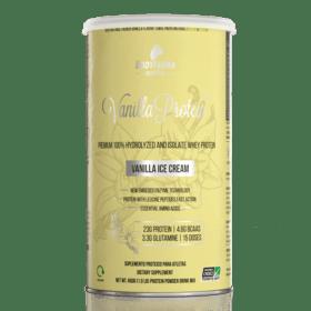 Whey Vanilla Protein Ice-Cream