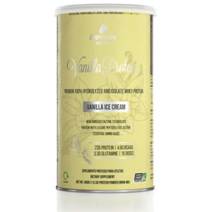 Whey Vanilla Protein da Bodyfarma Nutrition