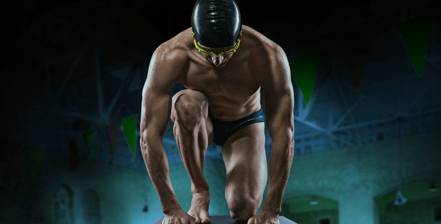 Como a Natação ajuda na definição muscular?