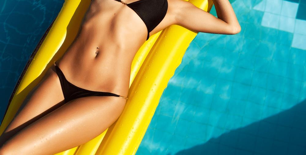 Como manter o corpo em forma o ano inteiro