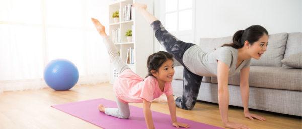 Atividade física reduz ansiedade em crianças