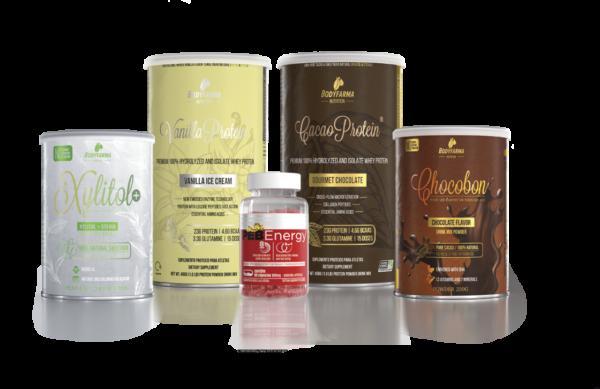 Todos os produtos Bodyfarma