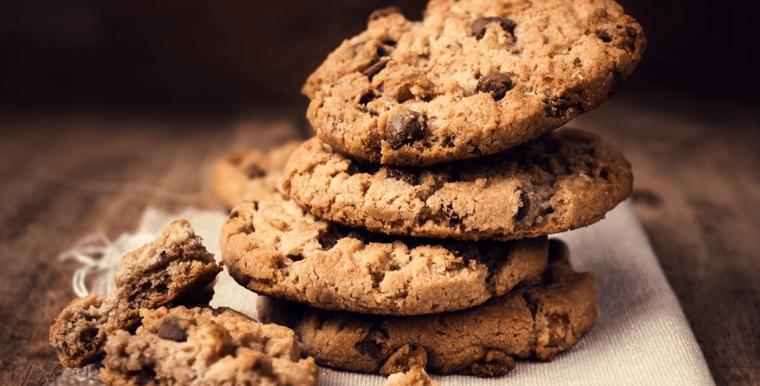 Cookie de Chocolate e Coco com Chocobon