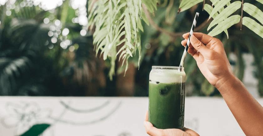 Suco Verde Proteico com Vanilla Protein   Pós-treino super nutritivo