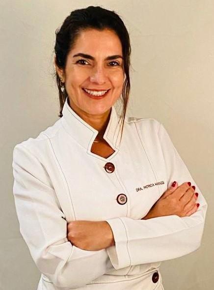 Odontopediatra, Drª Patricia Marassi