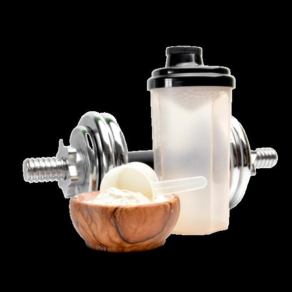 Whey Vanilla Protein 100% Hidrolizado e Isolado - Ice Cream 450g