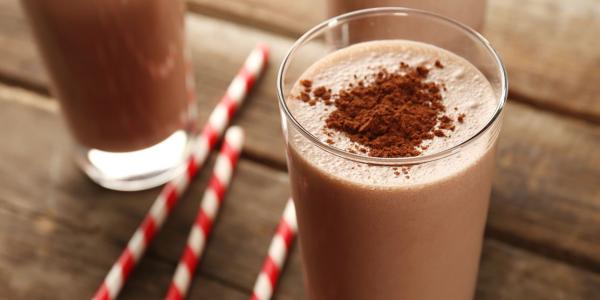 Shake de Chocolate Fit com Whey Cacao Protein