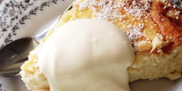 Cheesecake fit de limão com Xylitol+