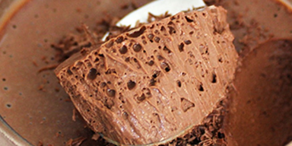 Mousse de Whey Cacao Protein