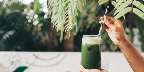 Suco Verde Proteico com Vanilla Protein | Pós-treino super nutritivo
